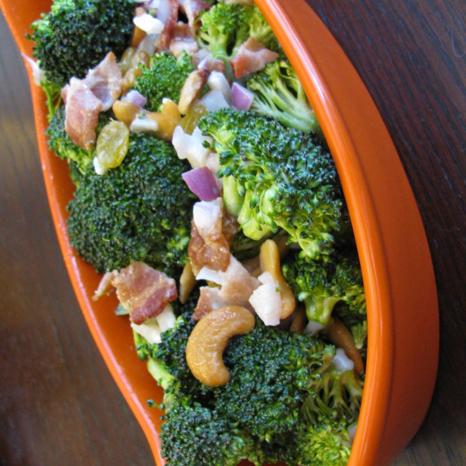 Broccoli-and-Bacon Salad Sugarplum