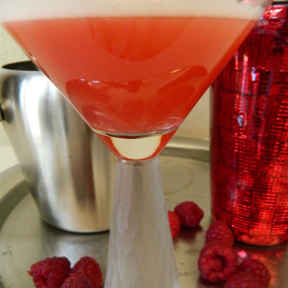 The Pink Lady Cocktail