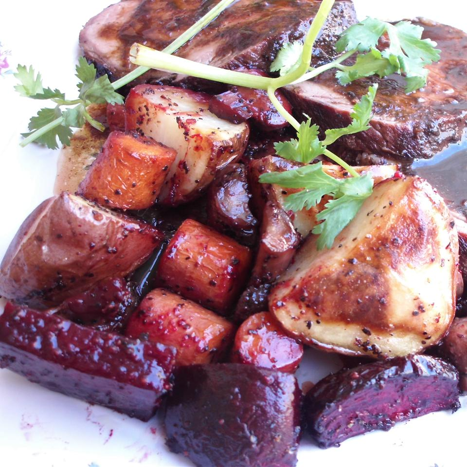 Perfectly Roasted Vegetable