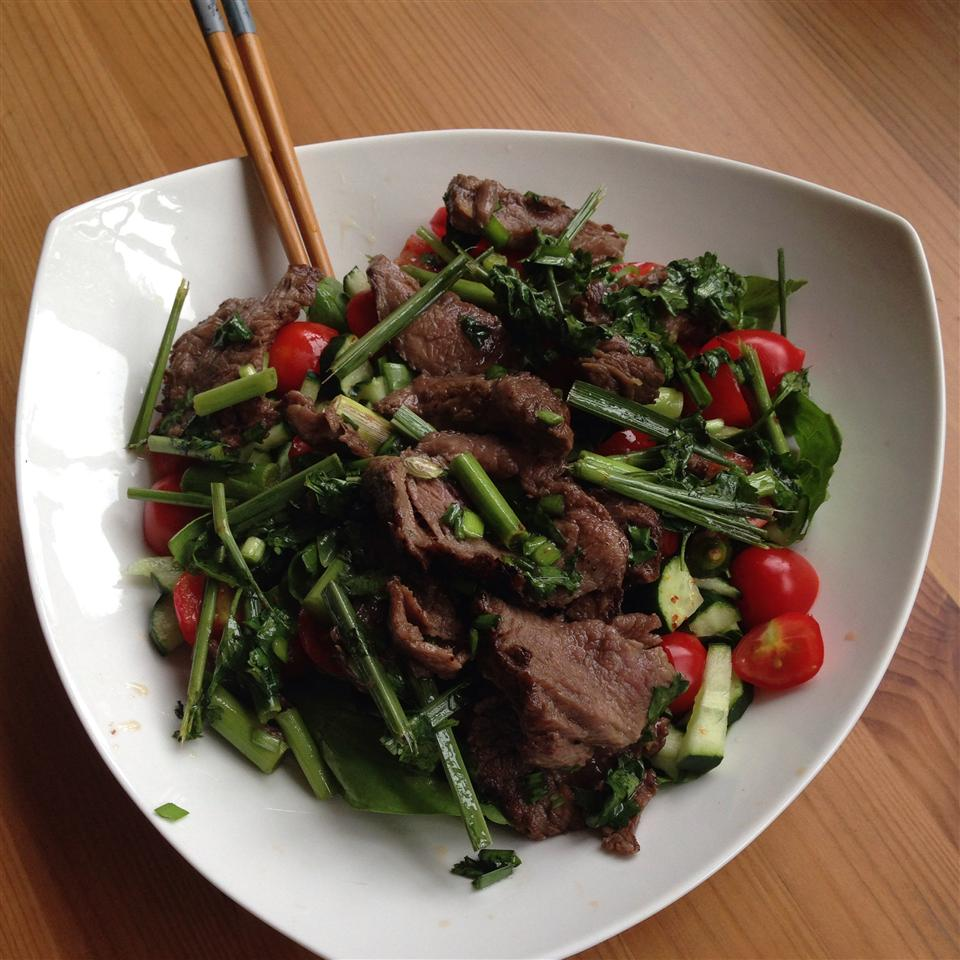 Thai Beef Salad Ccreilly