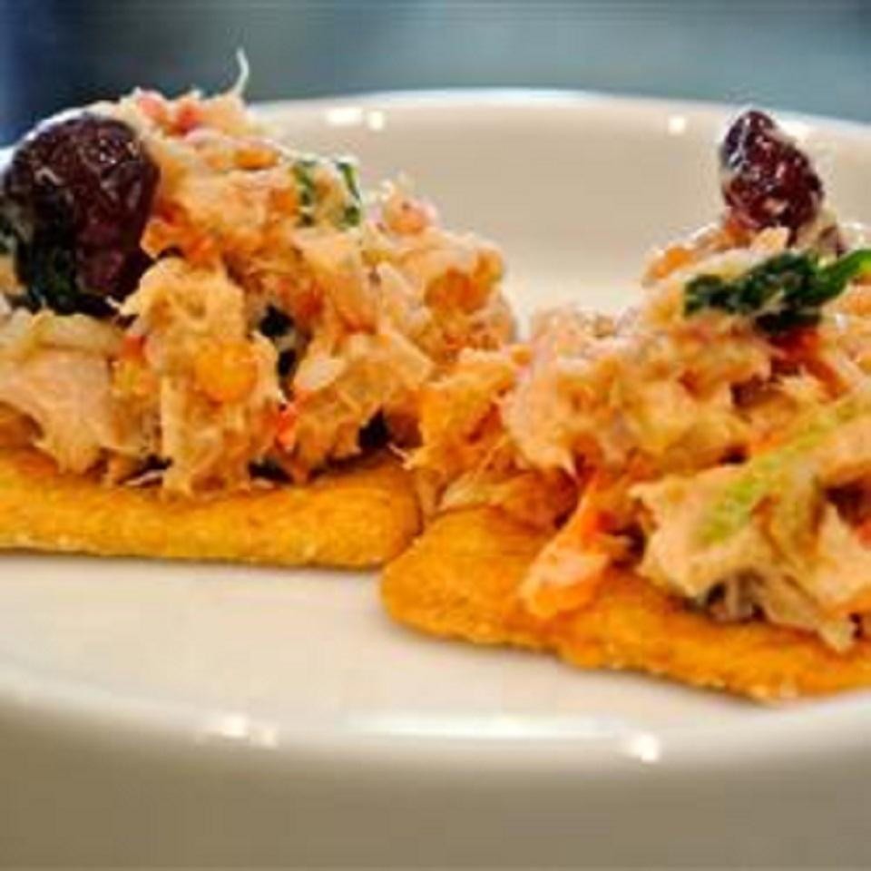 Asian Tuna Salad mimilulu