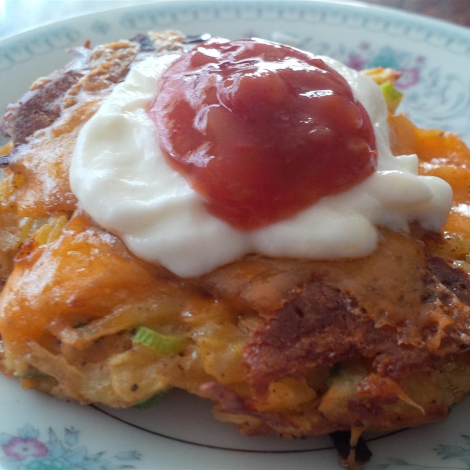 Crispy Potato Pancakes LynnzeeJ