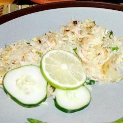 Crab Fried Rice Nikdo