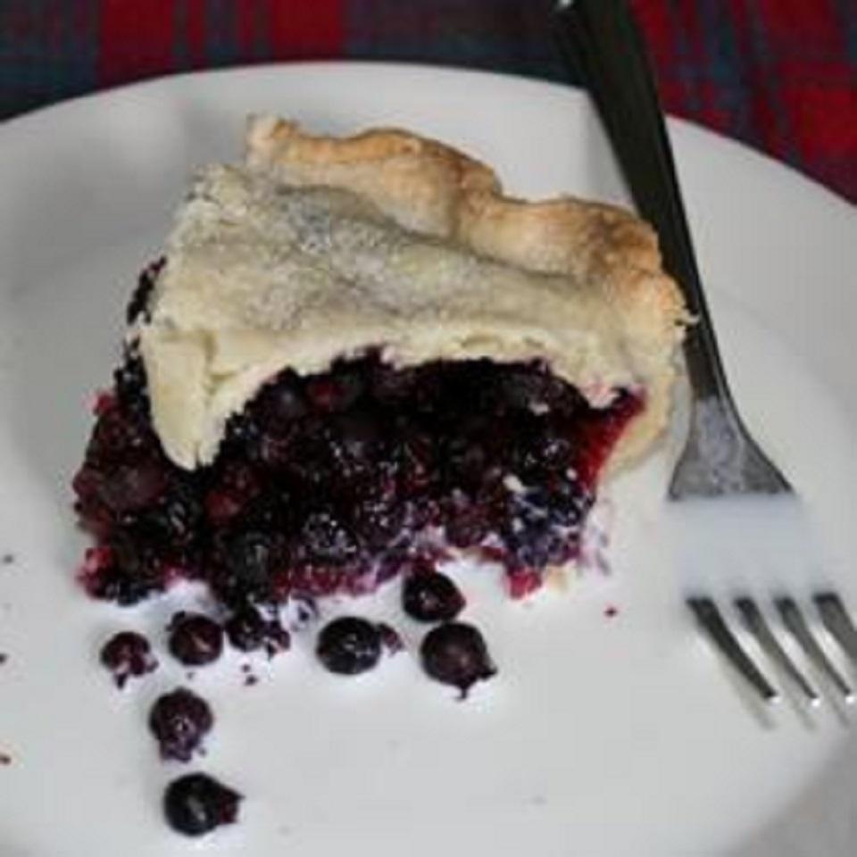 Canadian Saskatoon Pie CharlieBrown64