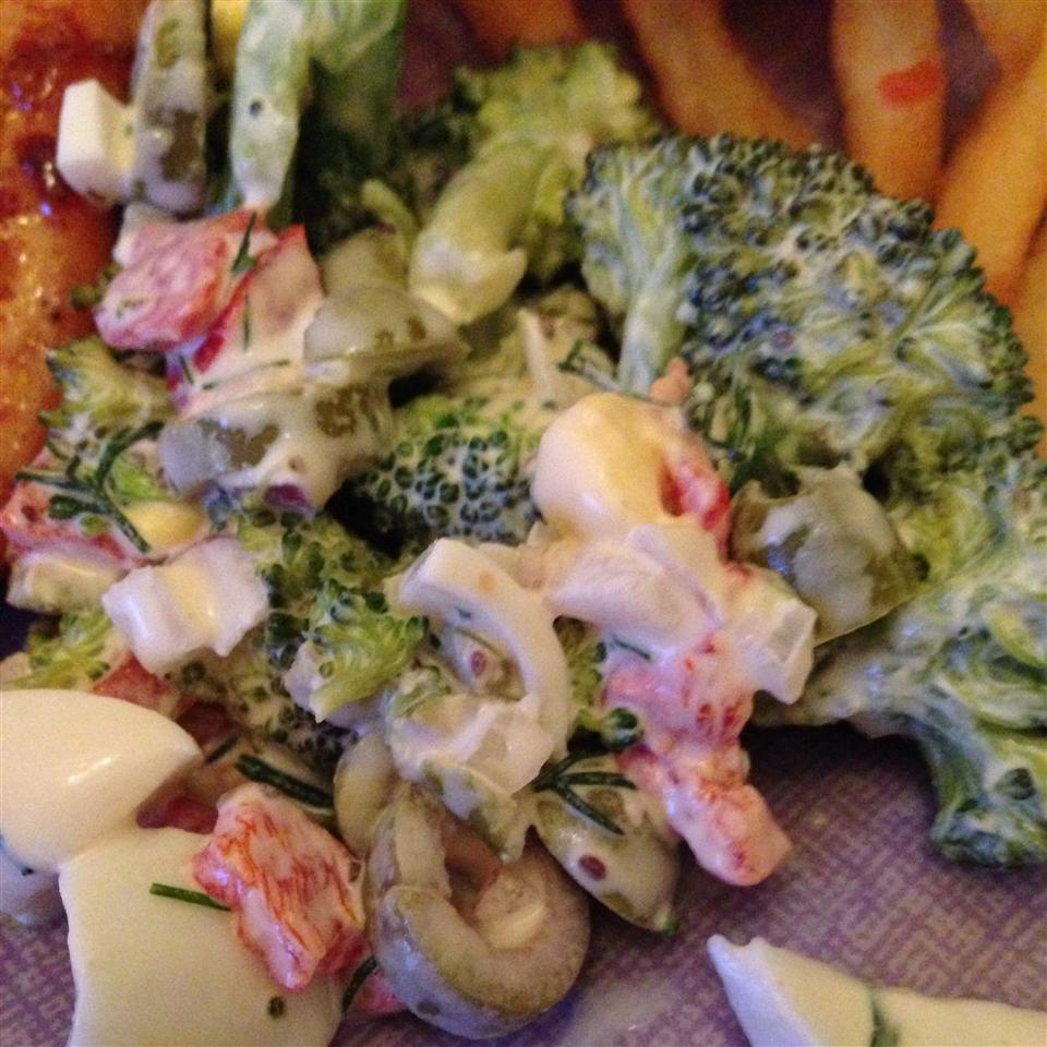 Minnesota Broccoli Salad Gina