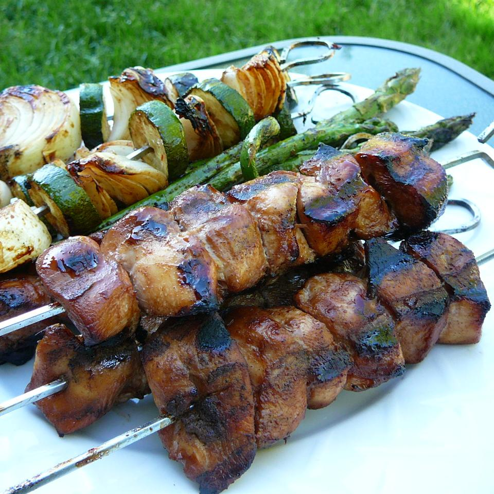 Best Ever Kabob Marinade Lindsay Clark