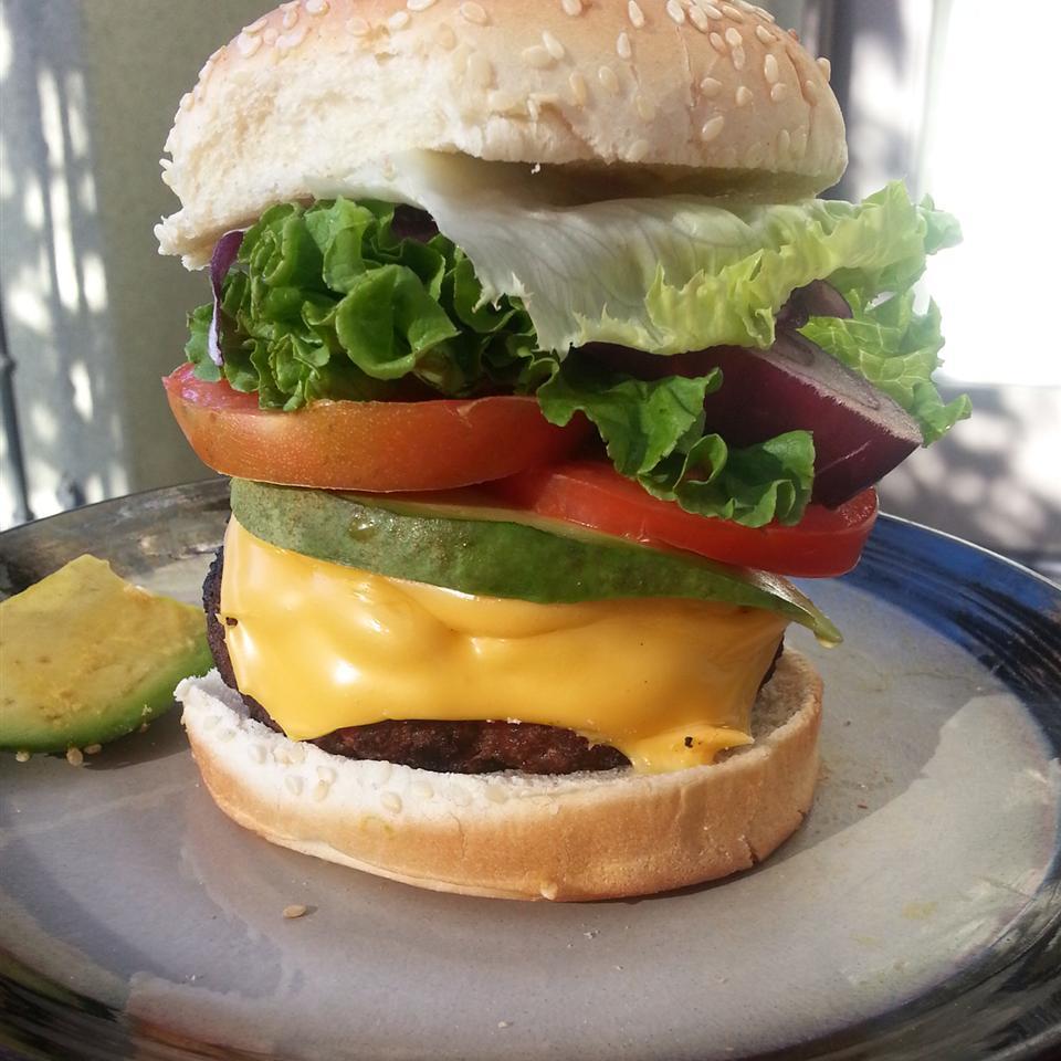 Juiciest Hamburgers Ever freakinjared
