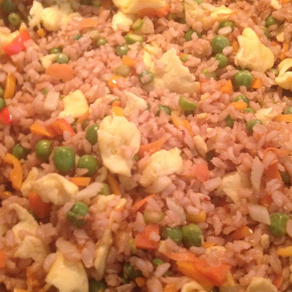 Vegetarian Fried Rice caseykeith