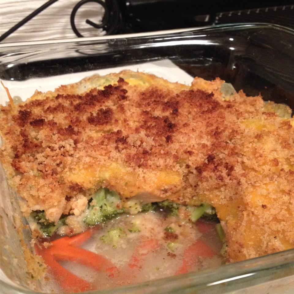 Broccoli Chicken Divan kassie