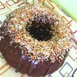 Chocaroon Cake SunnyByrd