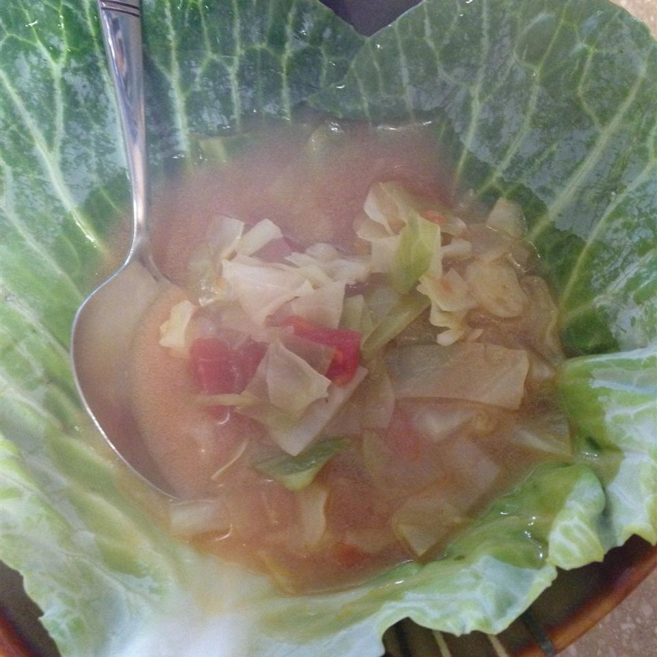 Healing Cabbage Soup Alley