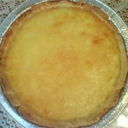 Restaurant Style Egg Custard Pie Kshi86