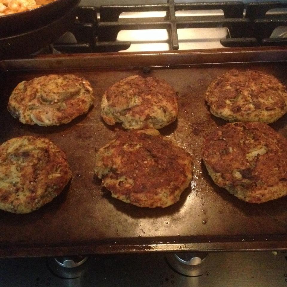 Eggplant Croquettes Dawn