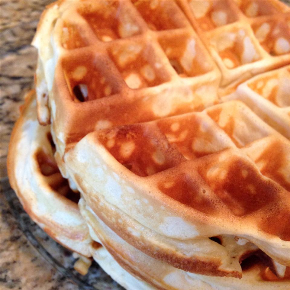 Great Easy Waffles