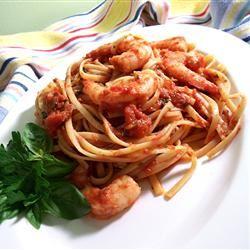 Shrimp Fra Diavolo SunnyByrd