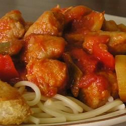 Daddy's Sausage and Peppers gapch1026