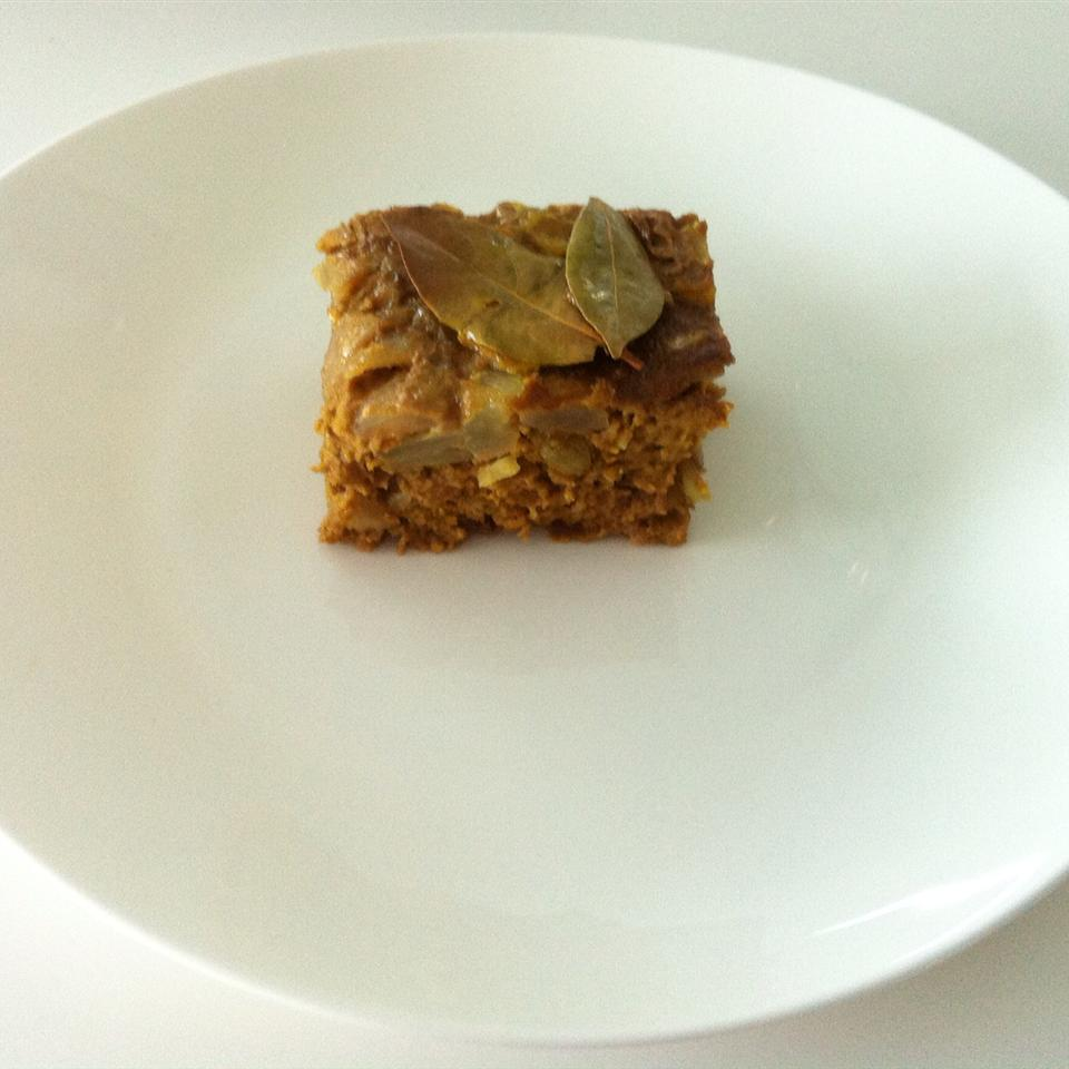 Bobotie (South African Meatloaf) sbelgie