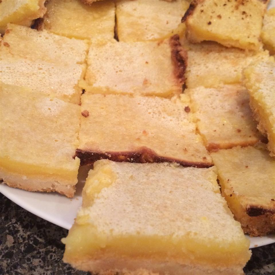 Lemon Pie Bars KS