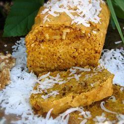 Coconut Pumpkin Nut Bread GodivaGirl