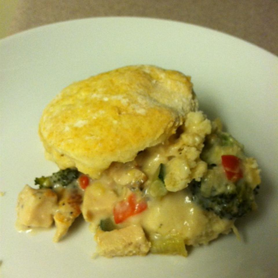 Chicken Pot Pie VIII Sacto ThreeSixty