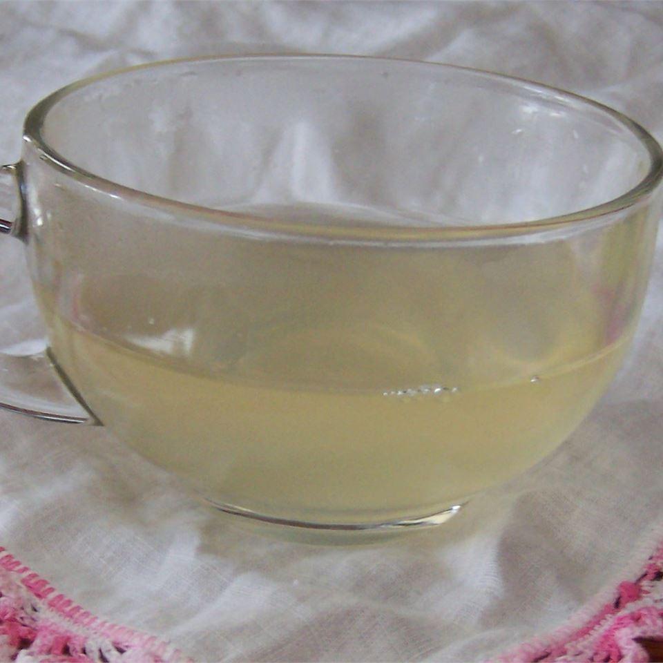 Honey Lemon Tea Lemon Bee