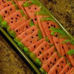 Watermelon Cookies II Sheri Hypes