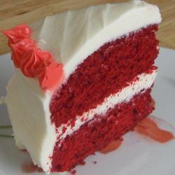 Red Velvet Cake II