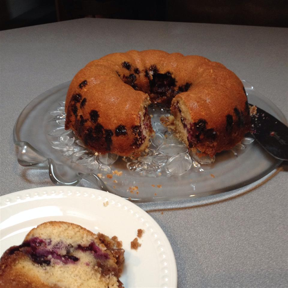Blueberry Coffee Cake I drjhavers