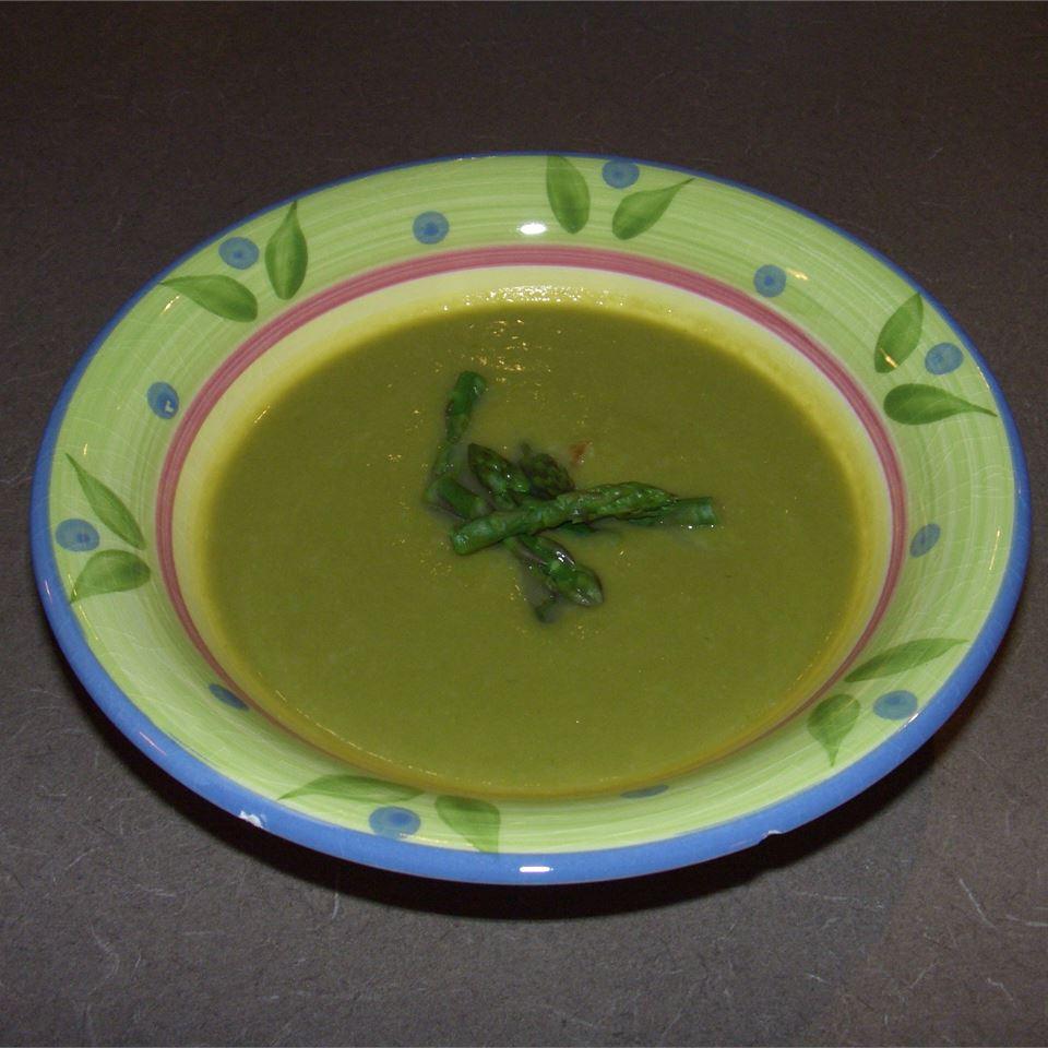 Asparagus Soup II Sue