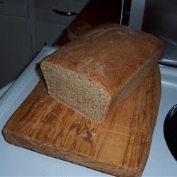 Honey Wheat Bread I Ann
