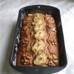 Lower Fat Banana Bread II Na