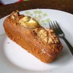 Lower Fat Banana Bread II