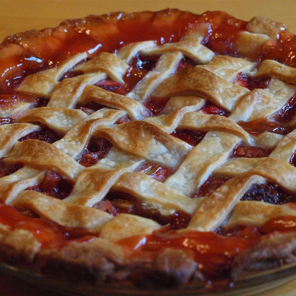 Renee's Strawberry Rhubarb Pie