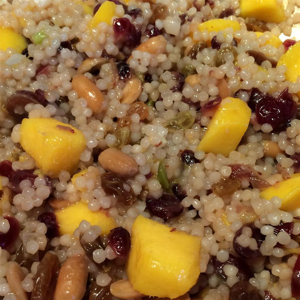 Couscous Fruit Salad Paola