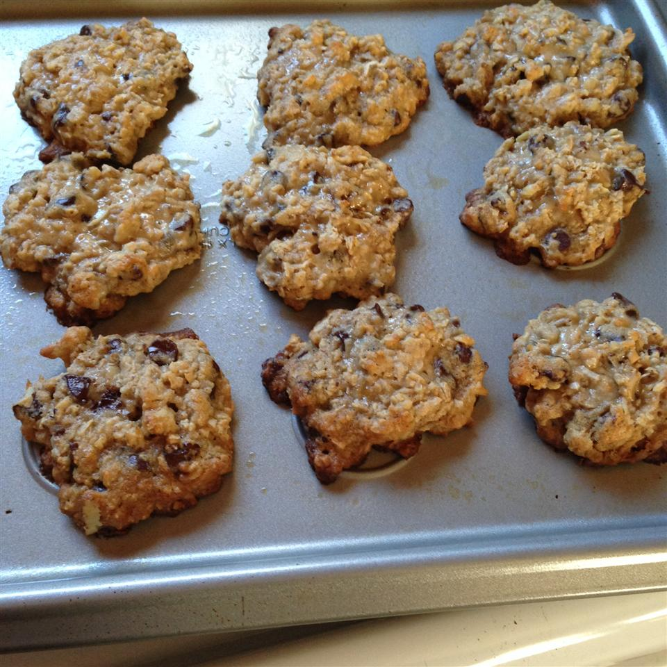 Oatmeal Chocolate Coconut Chewy valerie