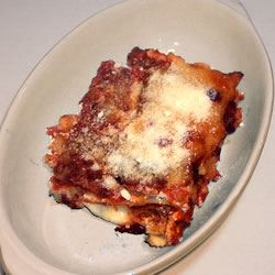 World's Best Lasagna Michelle Ramey