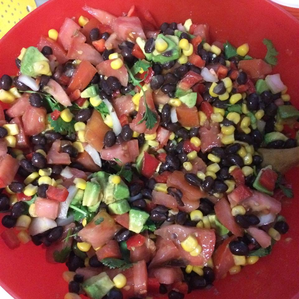 Black Bean and Corn Salad II Danielle Hairston