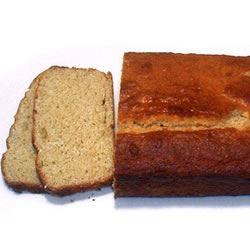 Eggnog Loaf Cake