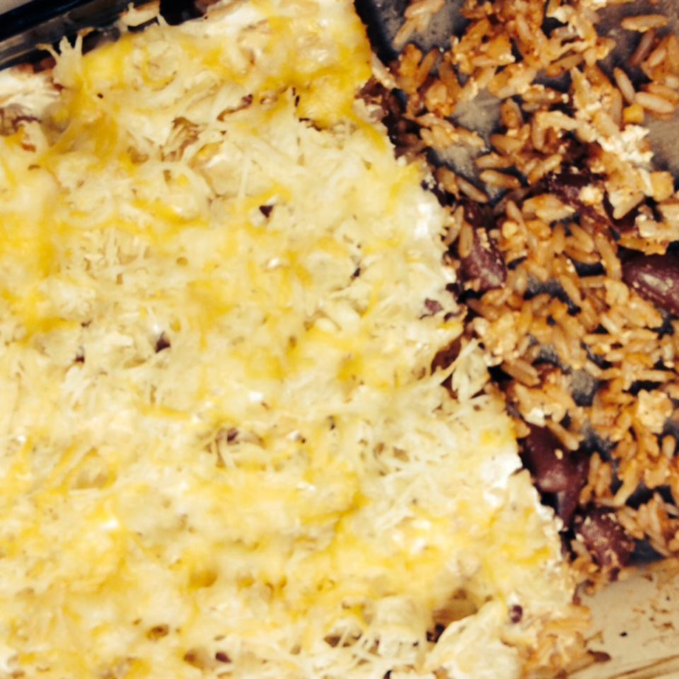 Mexican Rice Casserole williter