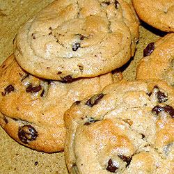 Firefighter's Favorite Chocolate Chip Cookie POOKIE19
