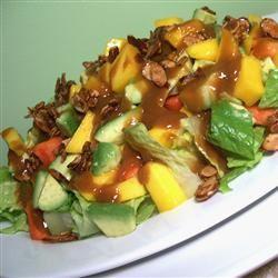 Georgie's Mango Papaya Salad GEORGIEHANSON