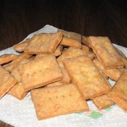 Cheddar Crackers Ruth O'Morrow Neidlinger