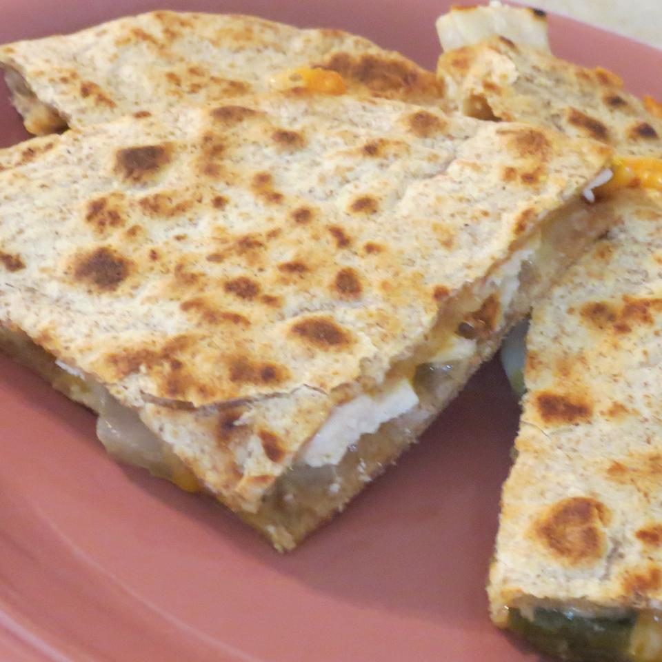 Grilled Chicken Quesadillas AcaCandy