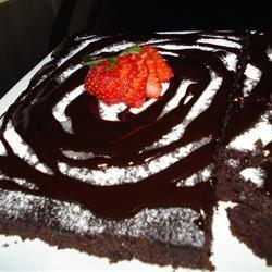 Chocolate Oil Cake