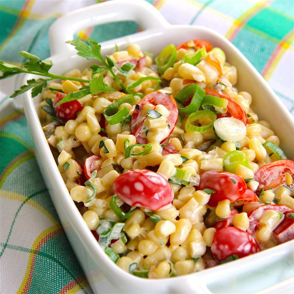Shoepeg Corn Salad HappyGrandma
