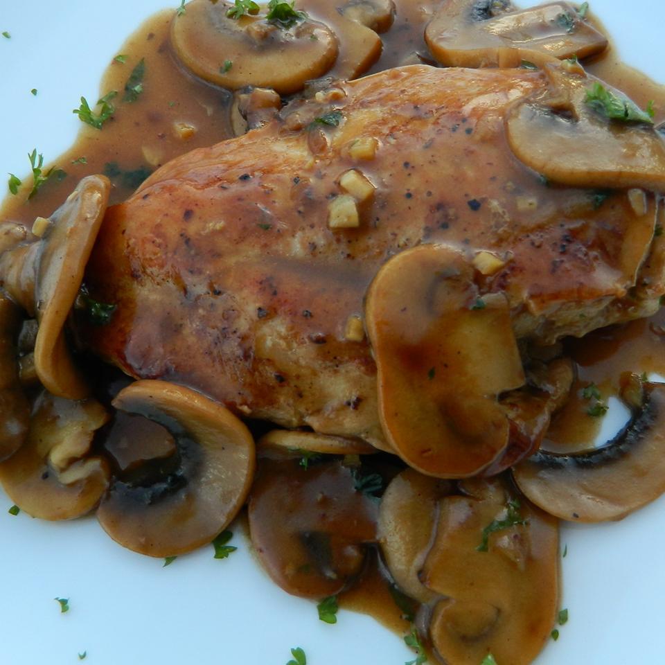 Chef John's Chicken Marsala