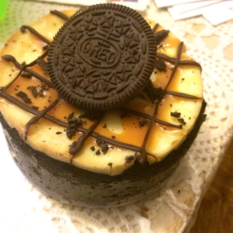 OREO Ultimate Turtles® Cheesecake