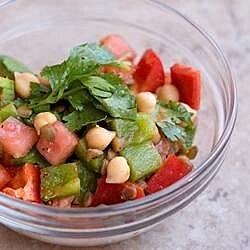 moroccan lentil salad recipe