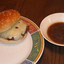 Campbell's Kitchen French Onion Burgers ~TxCin~ILove2Ck