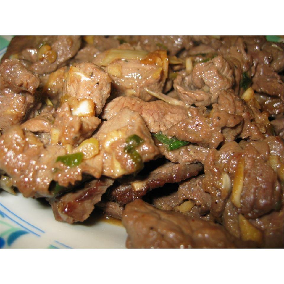 Korean BBQ Beef (Pul-Kogi) GotRice?